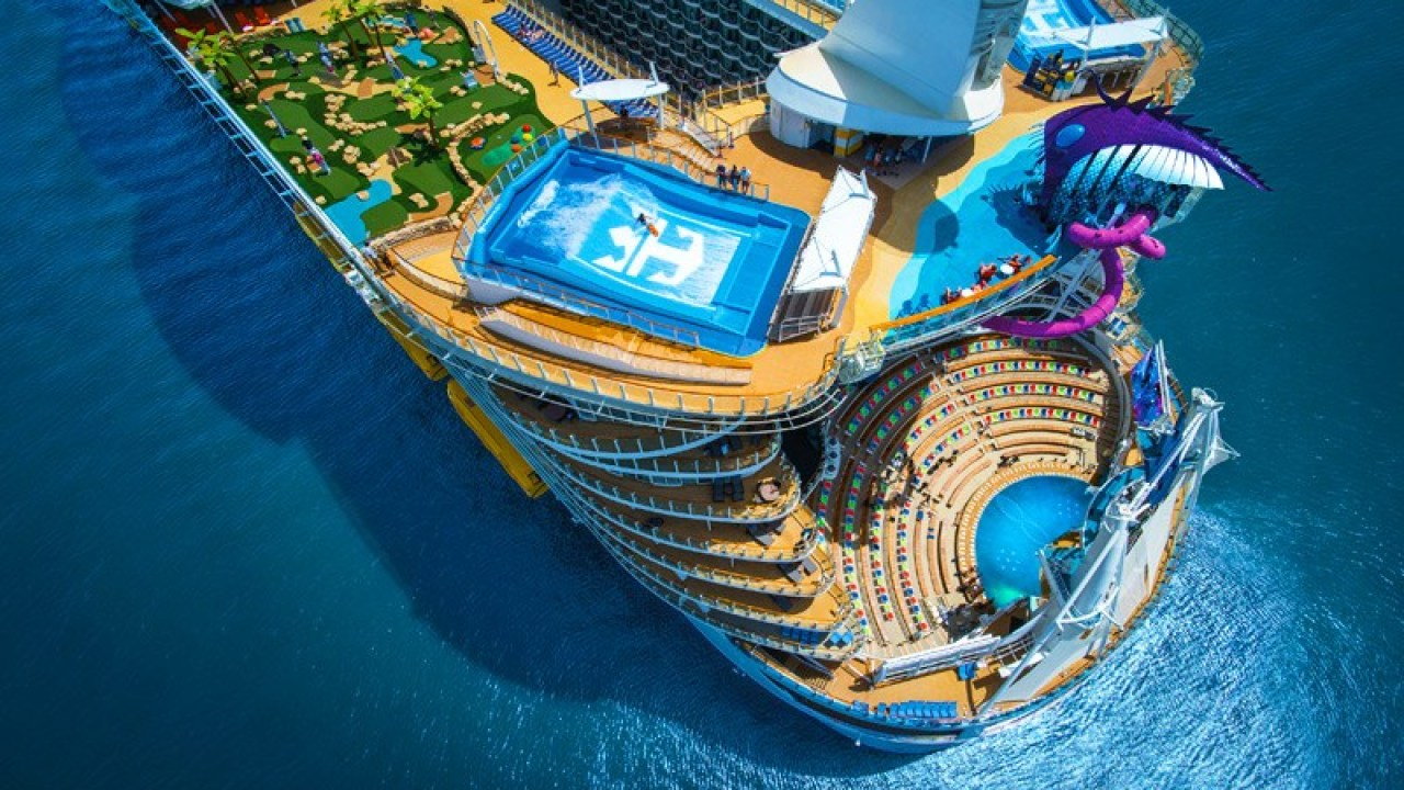 Royal Caribbean's Symphony of the Seas