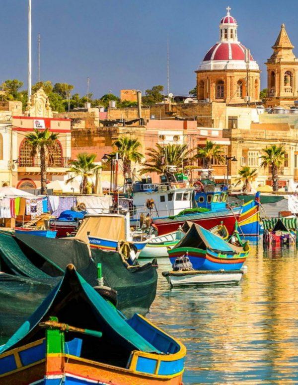 Malta & Sicily August 2021