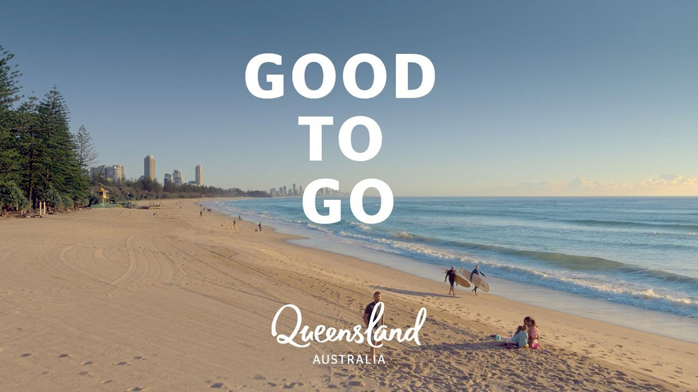 Queensland Good to Go